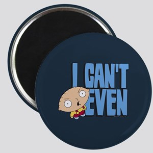 Family Guy Stewie I Can't Even Magnet