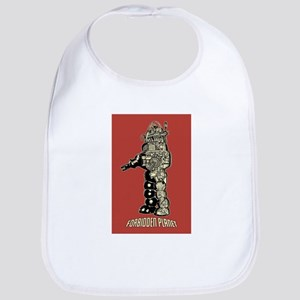 Forbidden Planet Robby the Robot Bib