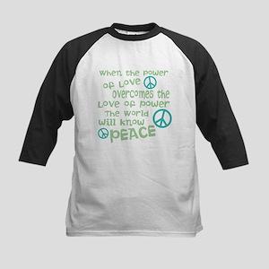 World Peace Baseball Jersey