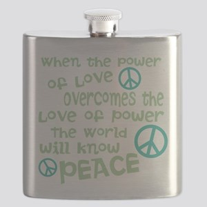 World Peace Flask