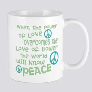 World Peace Mugs