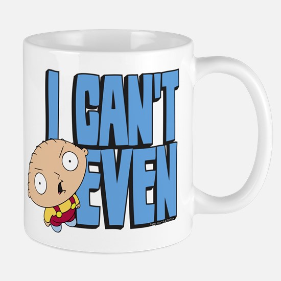 Family Guy Stewie I Can't Even Mug