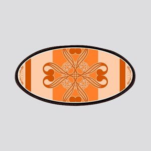 Royal Elegance orange Patches