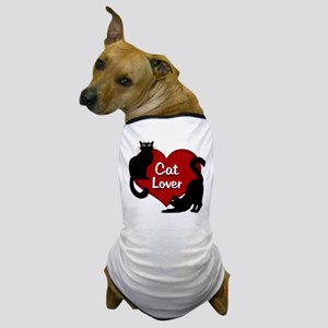 cat lover Dog T-Shirt
