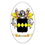 Grandeau Sticker (Oval 10 pk)