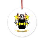 Grandeau Ornament (Round)