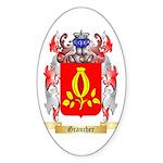 Grancher Sticker (Oval 50 pk)