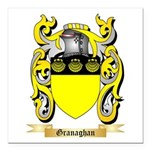 Granaghan Square Car Magnet 3