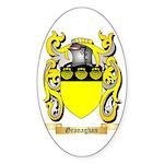 Granaghan Sticker (Oval 50 pk)