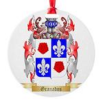 Granados Round Ornament