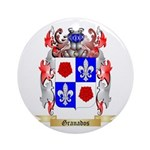 Granados Ornament (Round)