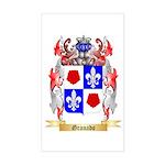Granado Sticker (Rectangle)