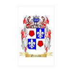 Granado Sticker (Rectangle 50 pk)