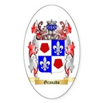 Granado Sticker (Oval 10 pk)