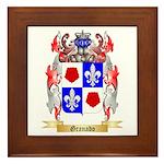 Granado Framed Tile