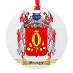 Grainger Round Ornament
