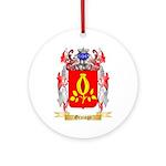 Grainge Ornament (Round)