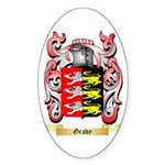 Grady Sticker (Oval)