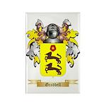 Graddell Rectangle Magnet (100 pack)