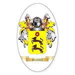 Graddell Sticker (Oval 50 pk)