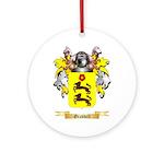 Graddell Ornament (Round)