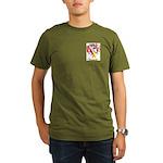 Gracia Organic Men's T-Shirt (dark)