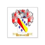 Gracia Square Sticker 3