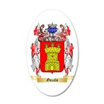 Gozalo 35x21 Oval Wall Decal