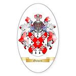 Gowen Sticker (Oval 50 pk)