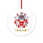 Gowen Ornament (Round)