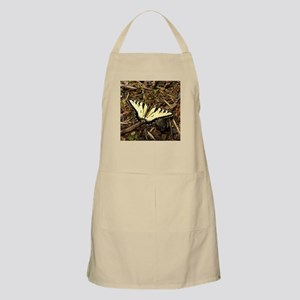 Summer Tiger Swallowtail Butterfly Apron
