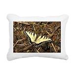 Summer Tiger Swallowtail Butterfly Rectangular Can