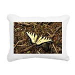 Summer Tiger Swallowtail Butterfly Rectangular Can