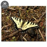 Summer Tiger Swallowtail Butterfly Puzzle