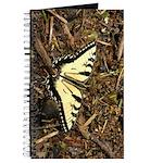 Summer Tiger Swallowtail Butterfly Journal