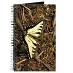 Summer Tiger Swallowtail Butterfly Journal
