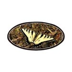 Summer Tiger Swallowtail Butterfly Patches