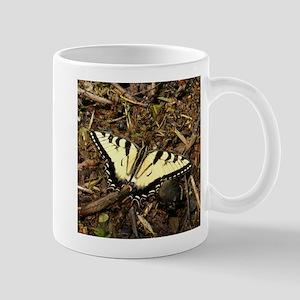 Summer Tiger Swallowtail Butterfly Mugs