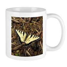 Summer Tiger Swallowtail Butterfly Mugs