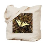 Summer Tiger Swallowtail Butterfly Tote Bag