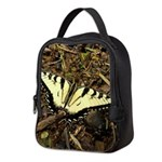 Summer Tiger Swallowtail Butterfly Neoprene Lunch