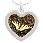 Summer Tiger Swallowtail Butterfly Necklaces