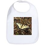 Summer Tiger Swallowtail Butterfly Bib
