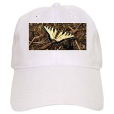 Summer Tiger Swallowtail Butterfly Baseball Cap