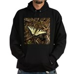 Summer Tiger Swallowtail Butterfly Hoodie