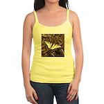 Summer Tiger Swallowtail Butterfly Tank Top