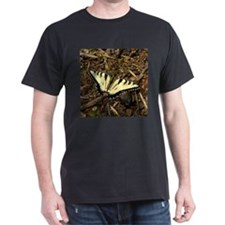 Summer Tiger Swallowtail Butterfly T-Shirt
