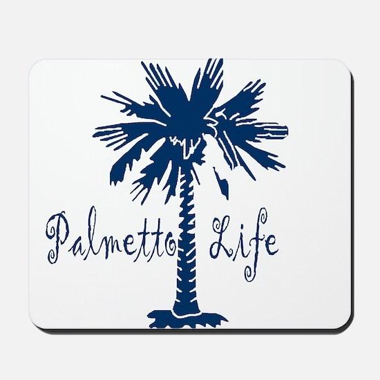 Blue Palmetto Life Mousepad