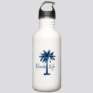 Blue Palmetto Life Water Bottle