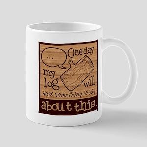 Log Lady Mug